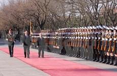 Chinese media spotlights Vietnam Party chief visit