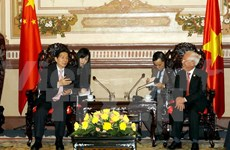 HCM City to bolster ties with Chinese localities: official