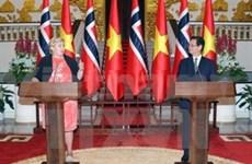 Vietnam-Norway joint communiqué