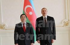 Vietnam, Azerbaijan look to enhance partnership