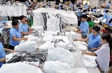 Q1 textile, garment exports fail to meet expectations