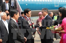 President in Indonesia for Asian-African Conference
