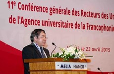 Asia-Pacific Francophone university leaders gather in Hanoi