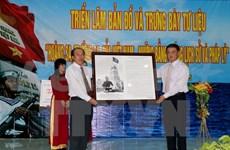 Exhibitions on islands held to mark major anniversaries