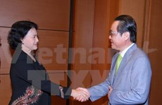 NA Vice Chairwoman hails RoK association operations