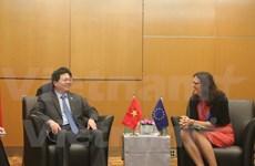 Vietnam, EU speed up FTA negotiations