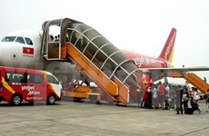 Vietjet Air adds flights during national holiday