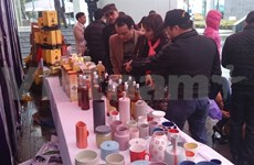 Large trade fair promotes local products in Quang Ninh