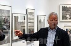 Japanese photojournalist recalls memories of war after 40 years