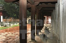 Hanoi preserves Confucian relic sites