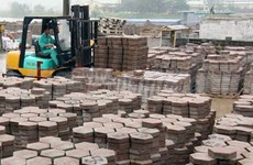 Building materials set for rapid growth