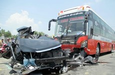 Traffic accidents kill 162, injure 184 during holiday