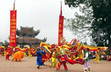 Do Temple festival opens in Bac Ninh