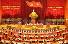 Party Central Committee discusses personnel for next tenure