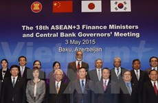 ASEAN, partners commit to strengthening region's economic environment