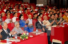Association of the Elderly marks 20th founding anniversary