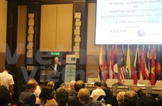 Vietnam attends ASEAN-EU maritime security dialogue