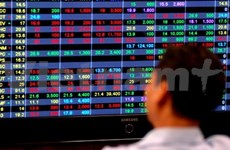 Shares decline after volatile sessions