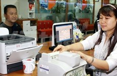 State Bank raises inter-bank VND/USD rate by 1 percent