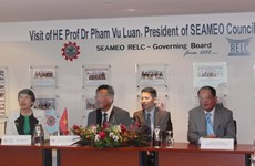48th SEAMEO Council conference opens in Thailand