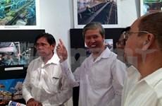 Vietnamese Embassy holds banquet for Cuban friends