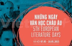 European Literature Days in Vietnam narrows cultural gap