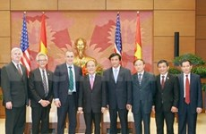 Vietnam, US hold annual human rights dialogue