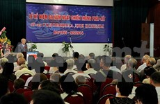 Victory over Fascism remembered in Ho Chi Minh City