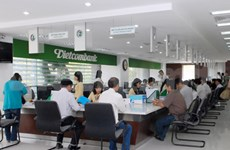 Three Vietnamese banks listed in Forbes Global 2000