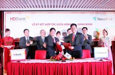 HDBank signs partnership agreement with RoK bank