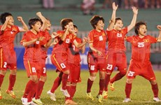 Vietnam take fourth place at AFF Women's Champs