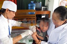 Mixed measles-rubella vaccine to be administered nationwide