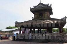 Hue restores damaged ancient pavilion