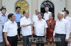 Ha Tinh voters ask to improve local governments