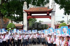 Festival launched to mark 125th birthday of late President Ho