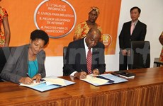 Viettel supports education in Mozambique