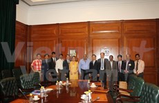 Vietnam, India cooperate in remote sensing technology