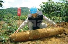 US State Department backs Quang Tri's UXOs clearance efforts