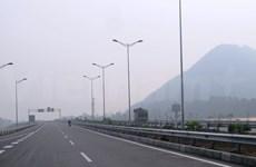 Final segment of Noi Bai-Lao Cai highway opened to traffic