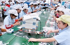 Work starts on Samsung's production complex in HCM City