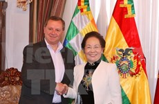 Bolivia wants to foster ties with Vietnam: Vice President