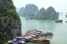 Ha Long Bay among top 15 most amazing rock formations