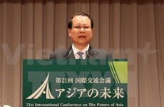 Japanese PM vows to support Vietnam's development