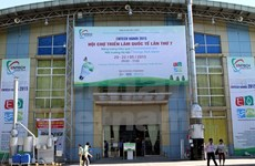 Green, energy-saving solutions on display at Hanoi Expo
