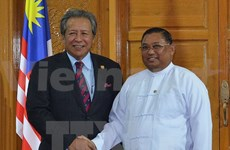 Myanmar, Malaysia cooperate to tackle humanitarian migration crisis