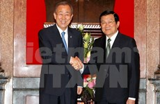 Vietnam, UN seek to strengthen multi-faceted cooperation