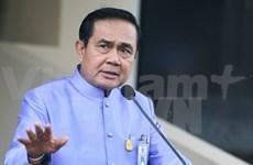 Thai PM vows peace maintenance