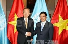 UN leader hails Vietnam's contributions to UN system
