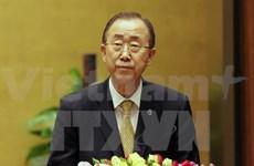 UN Secretary-General attends Vietnamese NA's 9th session