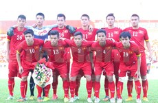 Vietnam draw with Myanmar